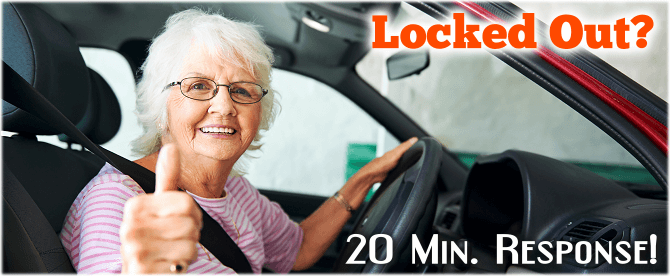 Car Lockout Service